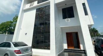 Lovely 5bedroom Detach Duplex Ikoyi