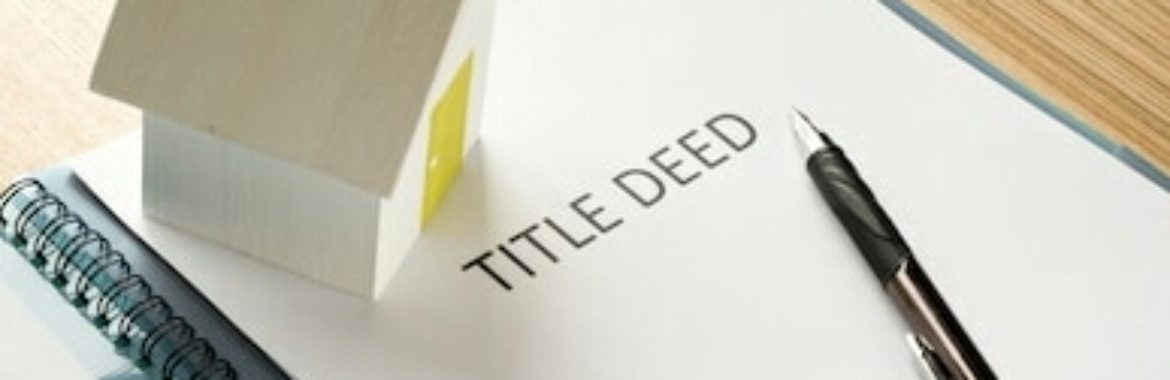 No More Mistakes With Deed Of Rectification