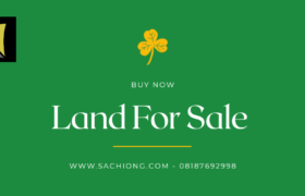 660sqm in Royal Garden Estate Ajah