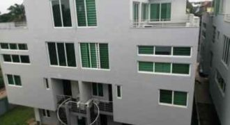 5 Bedroom Terraced Triplex with 1 Room BQ at GRA, Ikeja