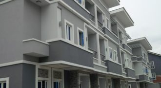 5 Bedroom Terraced Triplex at GRA, Ikeja