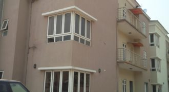 3 Bedroom Apartment at GRA, Ikeja (Not new)