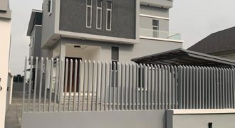 Brand New 5bedroom Detached Duplex in Pinnock beach Estate lekki