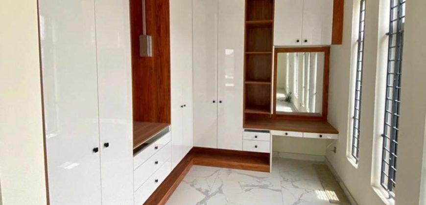 Brand New 5bedroom Detached Duplex in Pinnock beach Estate lekki
