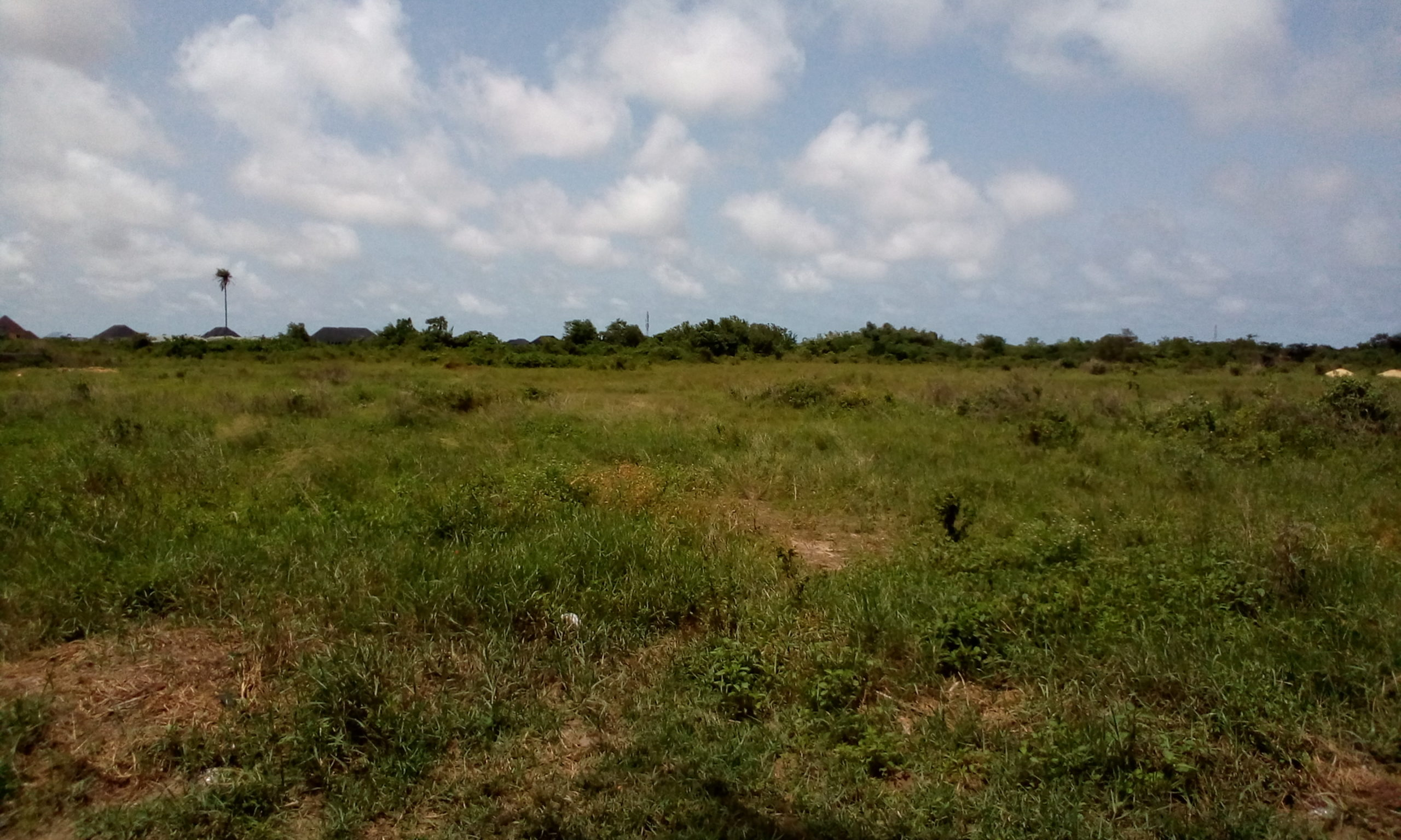 40.816 Hectares of dry land in Lekki Ajah
