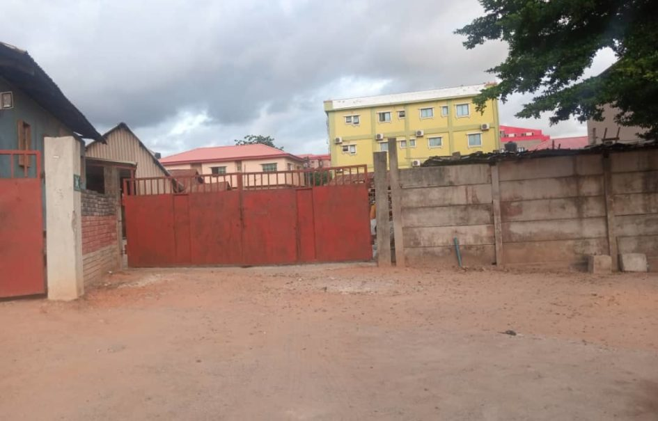 480sqm Plot Of Land In Oregun Ikeja