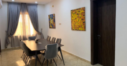 Furnished 4bedroom Apartment in Life Camp