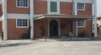 A Standard Hotel with 3 floor for sale in Ajah