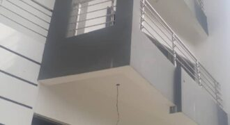 5unit of 3bedrom and 1 bq in life camp abuja