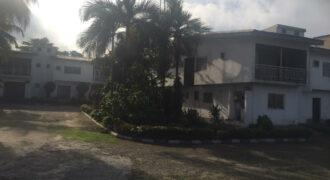 Two Unit Of  7 bedroom duplexes with BQ on 6.6 plots