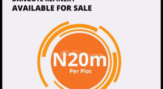 5 plots of dry land In Ibeju Lekki