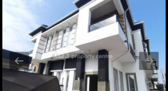 Brand New 4bedroom Semi detach Duplex in Chevron