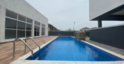 4 bedroom terrace with pool