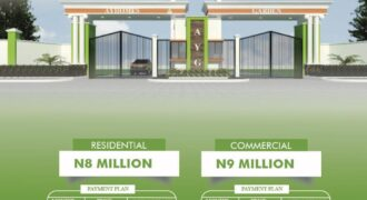 Distress Sale of 5 Plots of Land in Epe, Lekki