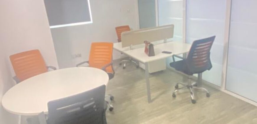 Private Furnished Five Man Workspace (24 hours)