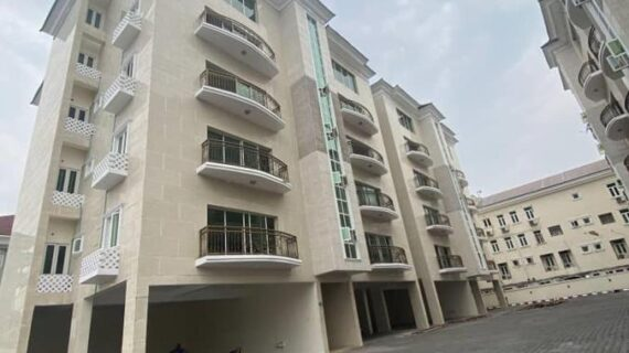 .4 bedroom penthouse duplex with a bq