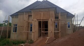 Luxurious 80% completed 4bedroom bungalow
