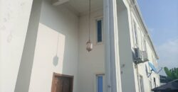 5 bedroom with 2 sitting luxury fully detached duplex